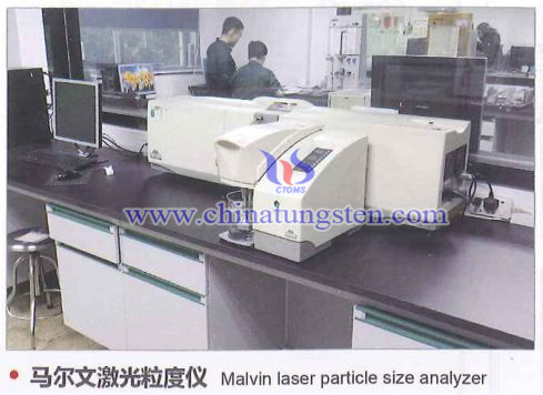 Laser Particle Size Analyzer Picture