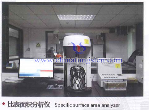 Specific Surface Area Analyzer Picture